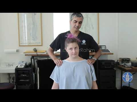 Neck and Shoulder Pain - Dr. Rahim Chiropractic