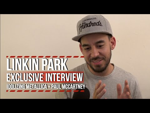 Linkin Park Praise Metallica, Paul McCartney + Rick Rubin