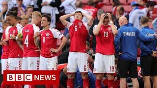 Danish midfielder Christian Eriksen remains stable in hospital - BBC News