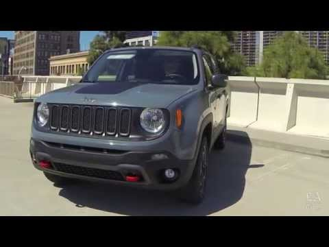 Review: Jeep Renegade Trailhawk