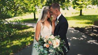 Kansas Couple Has The Most Fun Summer Wedding | Gabe Metz Video | Kansas City