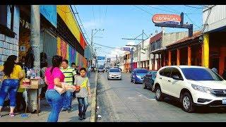 Otra día en las peligrosas calles de El Salvador