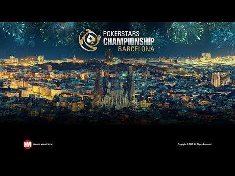 Main event do PokerStars Championship Barcelona, mesa final (cartas visíveis) (Português)