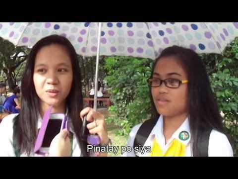 Sino si Dr. Jose Rizal?