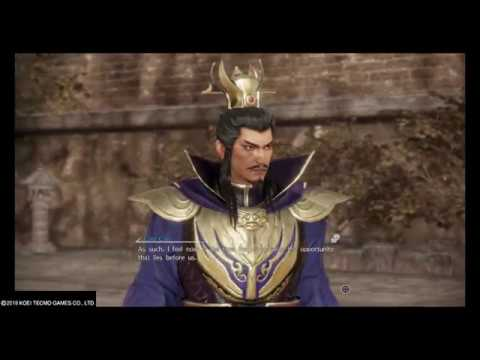 Dynasty Warriors 9 Full Game | We Story | Chapter 2 - Confusion at the Capital | Rescuing Cai Wenji