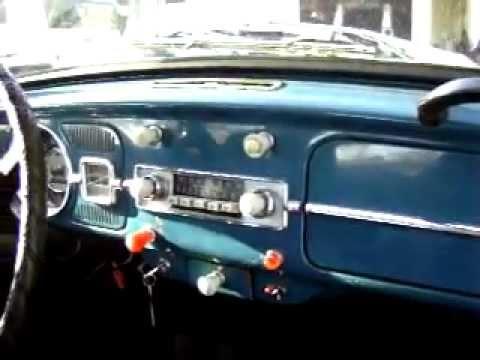 1966 Volkswagen Hoodride - YouTube