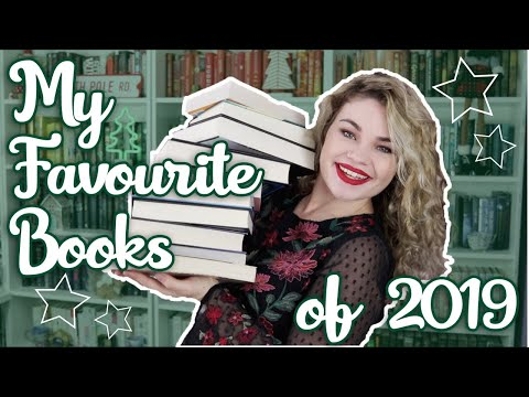 My Favourite Books of 2019!