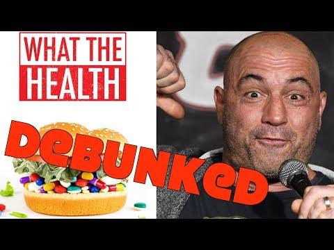 Joe Rogan Debunks What The Health with Bro Science