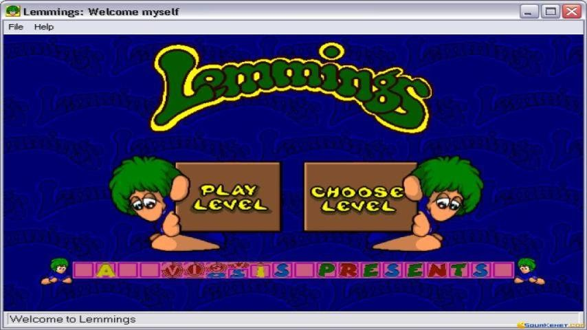 2D TÉLÉCHARGER LEMMINGS