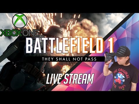 🦄LIVE [AUS]   XBOX Saturday   Battlefield 1  XBOX ONE  