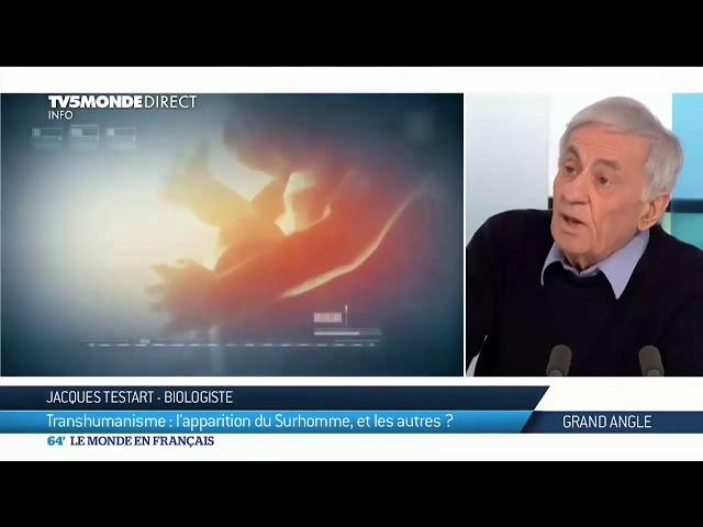 Transhumanisme: l'apparition du surhomme