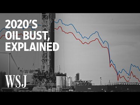 How the Oil Bust Could Reshape Global Markets   WSJ