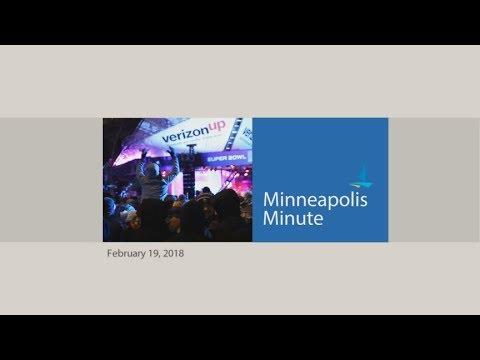 February 19, 2018 Minneapolis Minute