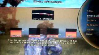 Cabelas Big Game Hunter 2009 Gameplay Video(Montana)