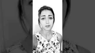 Baynatna fi bahr ... Faia younan ... بيناتنا في بحر .. فايا يونان .. Covered by Nour Masri