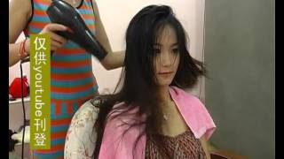 Repeat youtube video Cut long hair for 2012 London Olympic