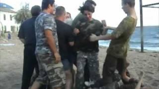 Рукопашный бой системы РОСС - обучение приемам самозащиты