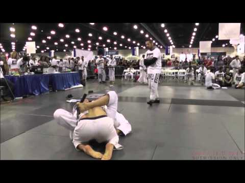 All Gi fights Gracie Nationals 2015 With InsideBJJ commentary and interview