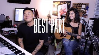 Daniel Caesar - Best Part (feat. H.E.R.) | Cover by Samica & AJ Rafael