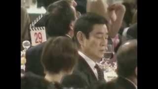2000年 最優秀主演男優賞を受賞 -『鉄道員(ぽっぽや)』 普段の健さん...