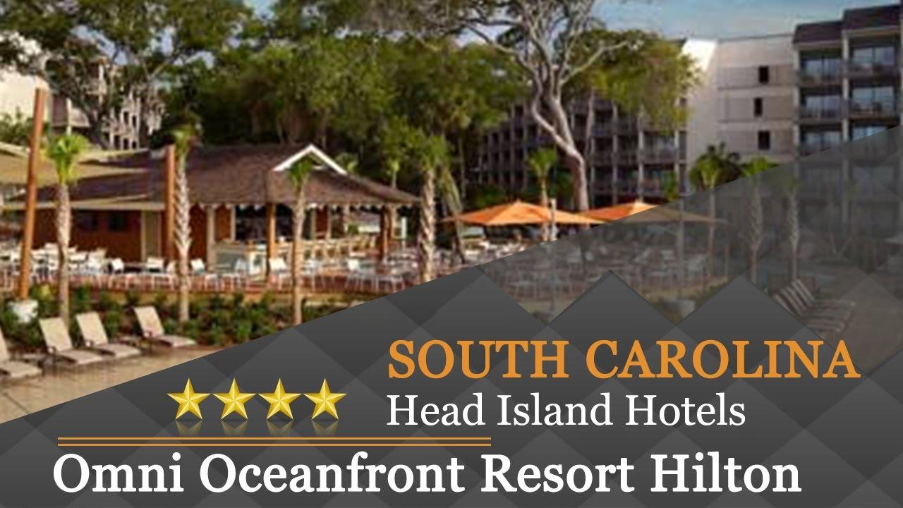 omni oceanfront resort hilton head island - hilton head island