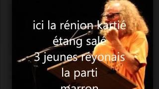 Gambar cover Adékalom Danyèl Waro karaoké by Kcitys Florent B