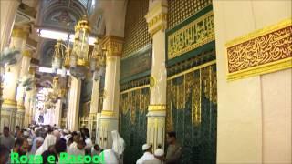 Video Masjid Nabvi & Roza e Rasool download MP3, 3GP, MP4, WEBM, AVI, FLV Maret 2018