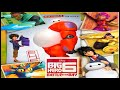♡ Big Hero 6 - Jigsaw Themed Puzzles Creative and Funny Movie Video Game For Kids HD