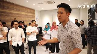 Aziz Harun unveils new single 'Jangan'