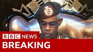 Sudan military says it has ousted ruler after protests - BBC News