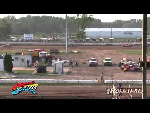 Seymour Speedway - July 6, 2014 - Street Stock feature