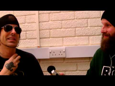 Skid Row Interview Nov 2013