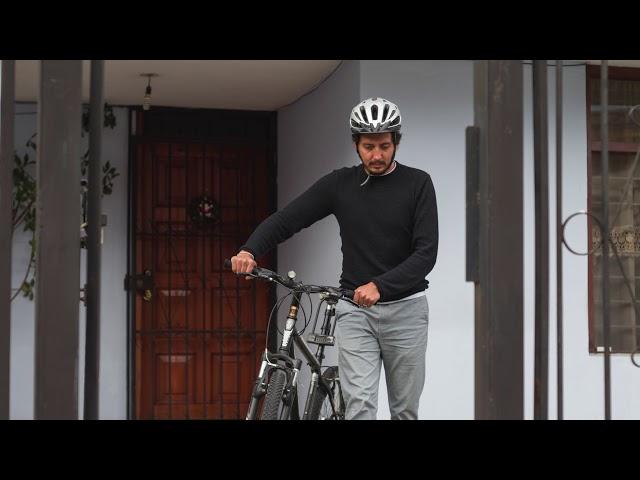Toma las riendas de tu consumo -Bicicleta