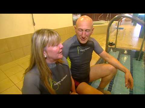 "Overcoming Fear of Water with Art of Swimming on ITV's ""Lorraine"""