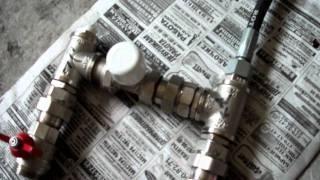 Бай-пас смонтированный арналған анаэробном герметике