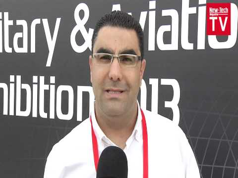 Teder at New-Tech Military & Aviation 2013