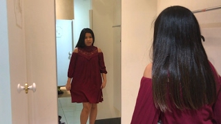 MAGANDA PO BA?... BIRTHDAY DRESS SHOPPING | SURPRISE BISITA? | PINOY ABROAD VLOG