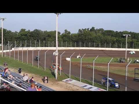 Modlights at Humboldt speedway