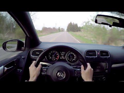 2012 Volkswagen Golf R (APR Stage 2) - WR TV POV Sunset Drive