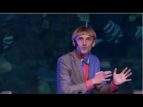 Sending Our Senses to Space | Neil Harbisson | TEDxBerkleeValencia