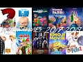 My Top 10 Worst Animation Movies 2017-2019
