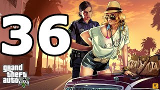 Grand Theft Auto 5 PC Walkthrough Part 36 - No Commentary Playthrough (PC)