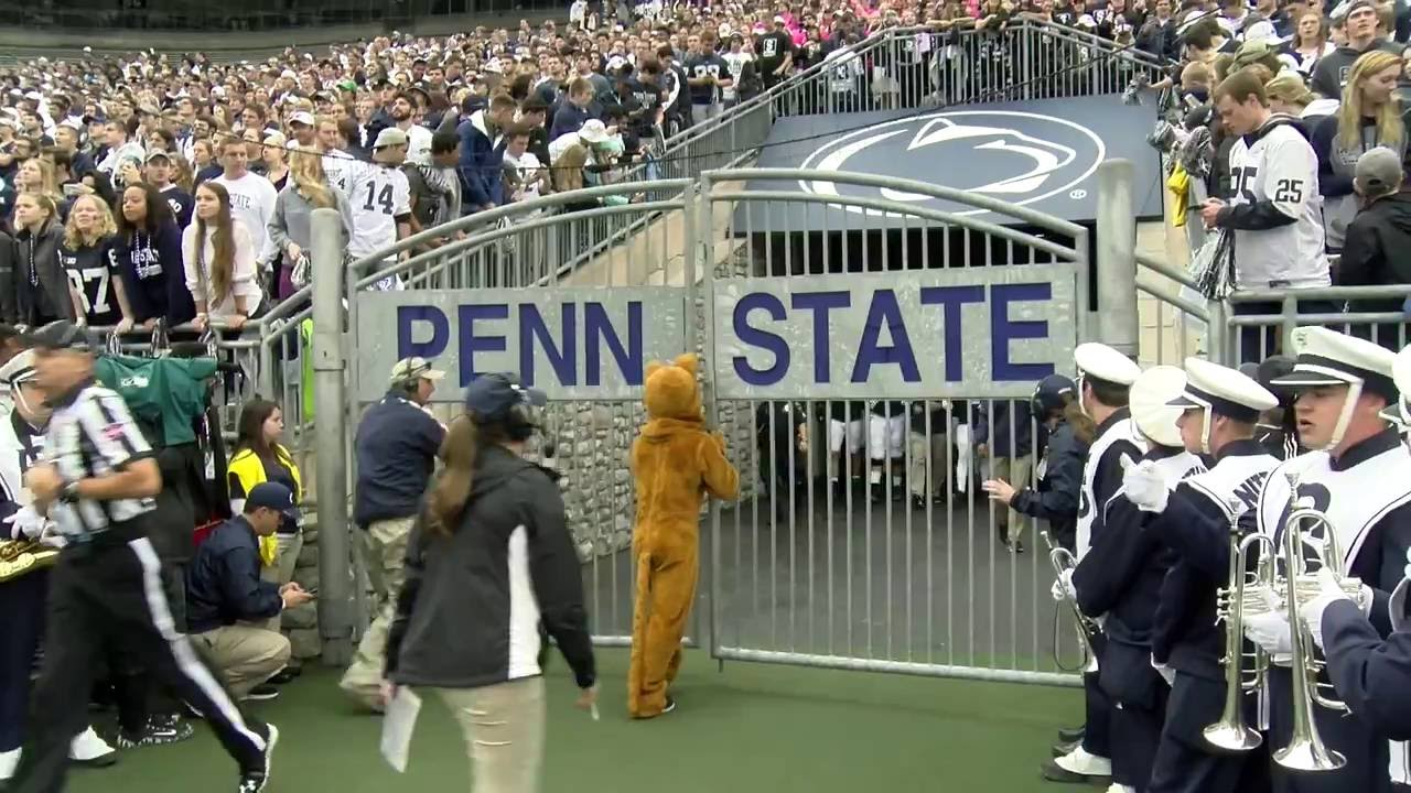 College football: Penn State holds off Pitt; Temple upsets Maryland