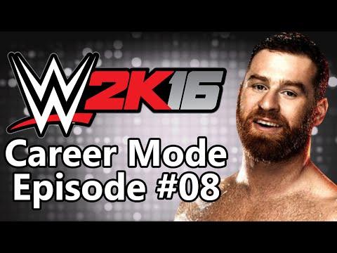 WWE 2K16 My Career - Episode 8: Zero Creativity