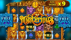 x507 win / Mysterious free spins compilation!