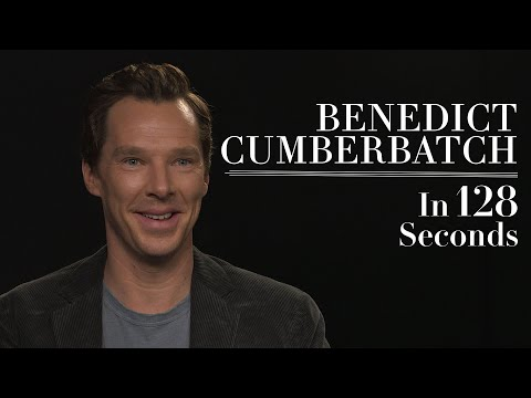 Benedict Cumberbatch Answers 22 RapidFire Questions in 128 Seconds  Vanity Fair