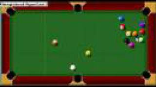 Yahoo Games: Pool