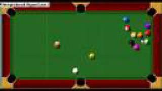 Yahoo Games: Pool