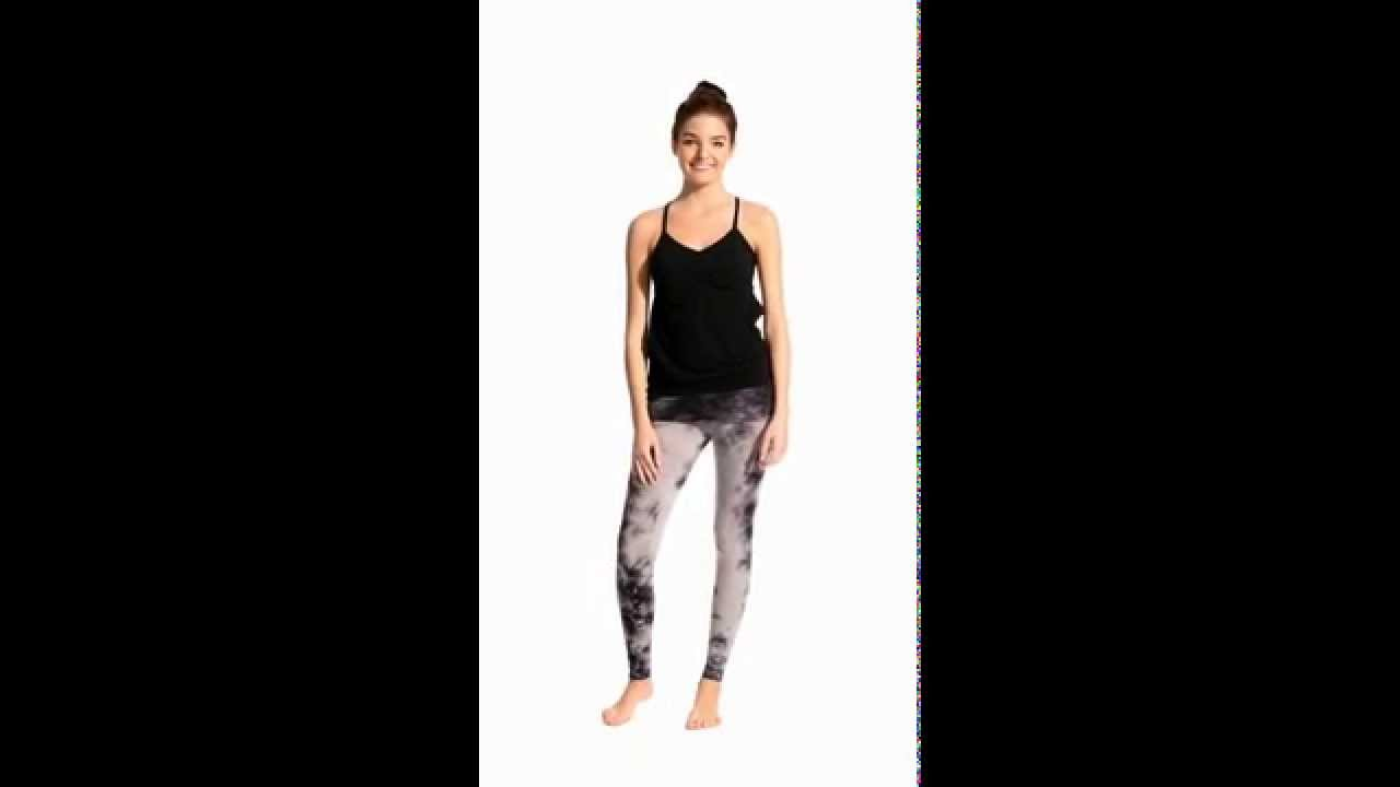 dc140ff8c1fa13 OmGirl Aura Wash Nomad Legging | SwimOutlet.com - YouTube