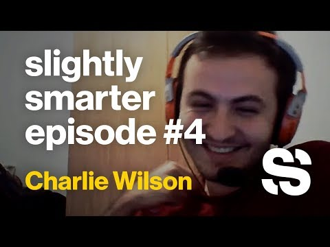 SS Podcast #4 | Charlie Wilson: Being An Expat, Swimming and Medieval History